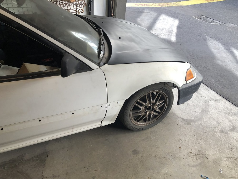 Honda Civic ED6 EF Hatchback Track Project Car for Sale