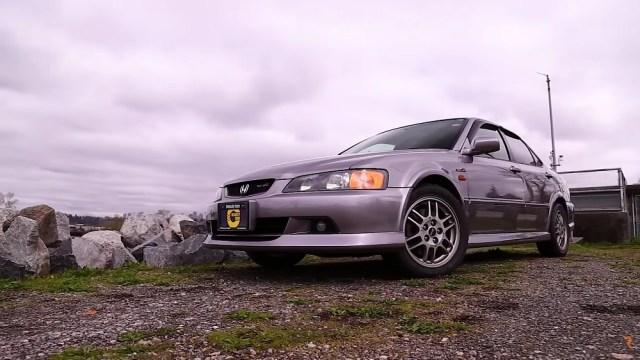 2001 Honda Accord Euro R