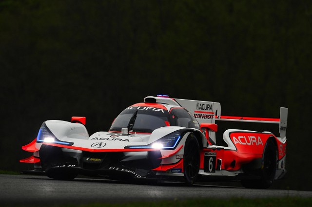 Acura Team Penske ARX-05 Mid-Ohio Win 2019