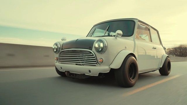 B Swapped Classic Mini