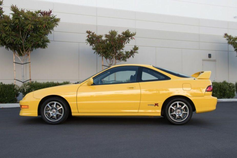2000 Acura Integra Type R