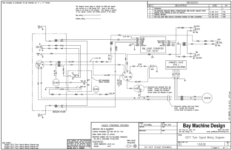 Honda Cb77 Ignition Switch Wiring Diagram. Honda. Auto