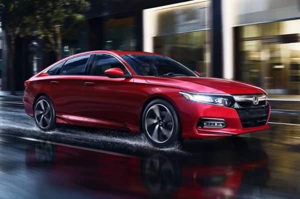2020 Honda Accord Coupe Redesign