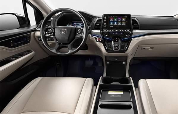 2020-Honda-Odyssey-Type-R-Interior