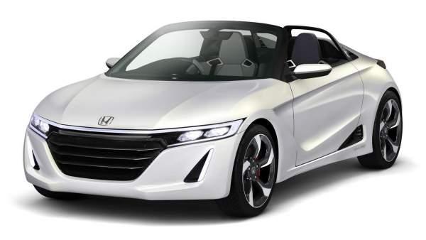 2020 Honda S1000 Engine