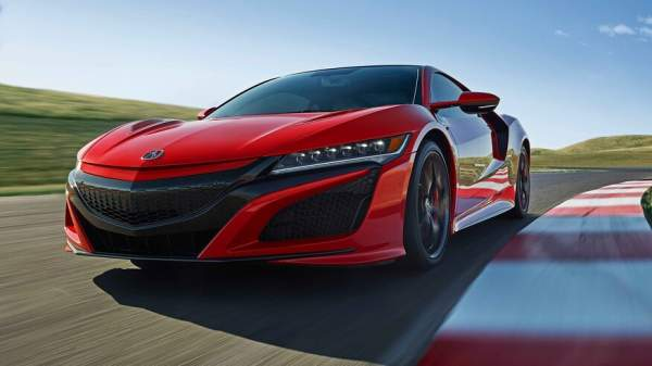 2020 Acura NSX Type R 600 HP