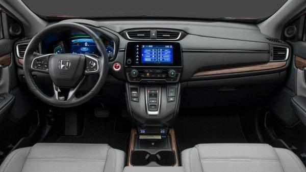 2020-Honda-CR-V-Hybrid-Touring-Interior