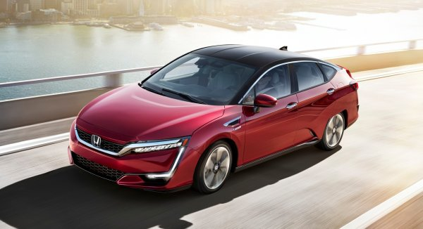 2020 Honda Clarity Plug-in Hybrid MSRP