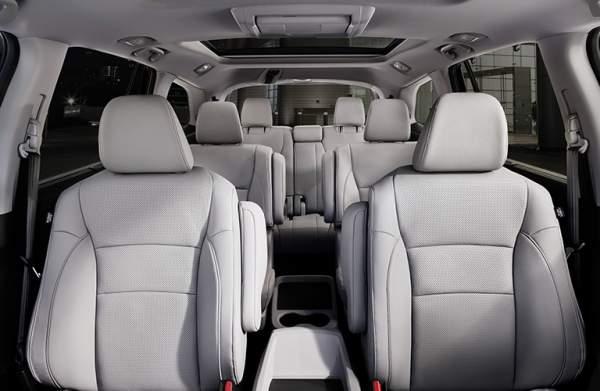 2021-Honda-Pilot-Interior