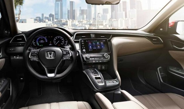 2020 Honda Insight Equipment