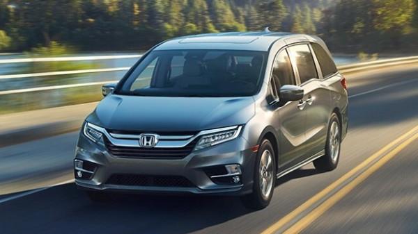 2020 Honda Odyssey - 25th Anniversary