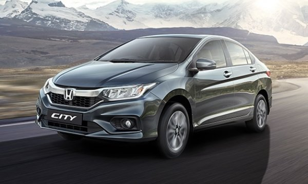 Brand-New Honda City Comes Out November 25th