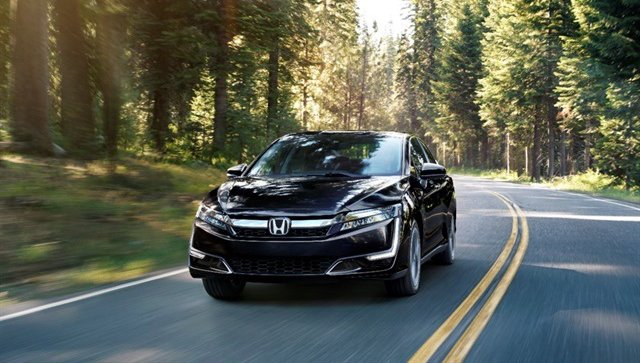 2021-Honda-Clarity-Plug-In-Hybrid Price