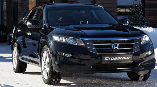 2021 Honda Crosstour Changes