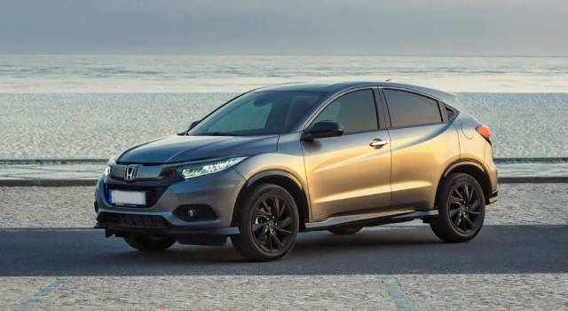 2020 Honda HR-V Sport An Excellent Combination of Power and Sophisticated Design