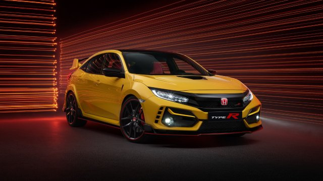 2021 Honda Civic Type R Limited Edition Comes In Summer