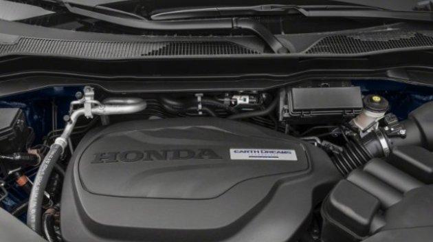 2021-Honda-Pilot-Engine-Specs