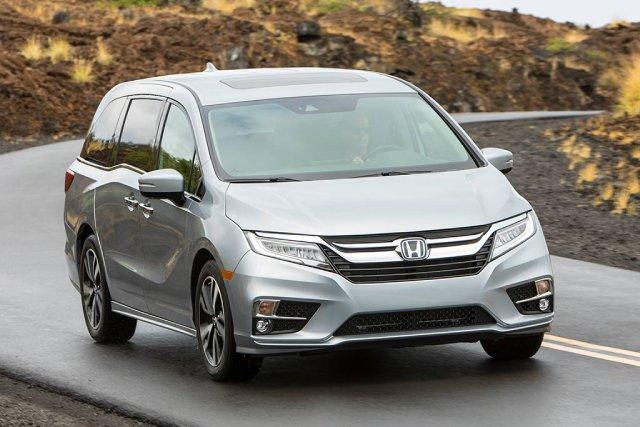 Honda Withdraws Over 240,000 Odyssey Minivan