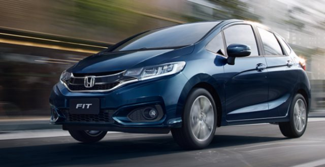 2021 Honda Fit Configurations