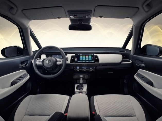 2021 Honda Jazz cabin