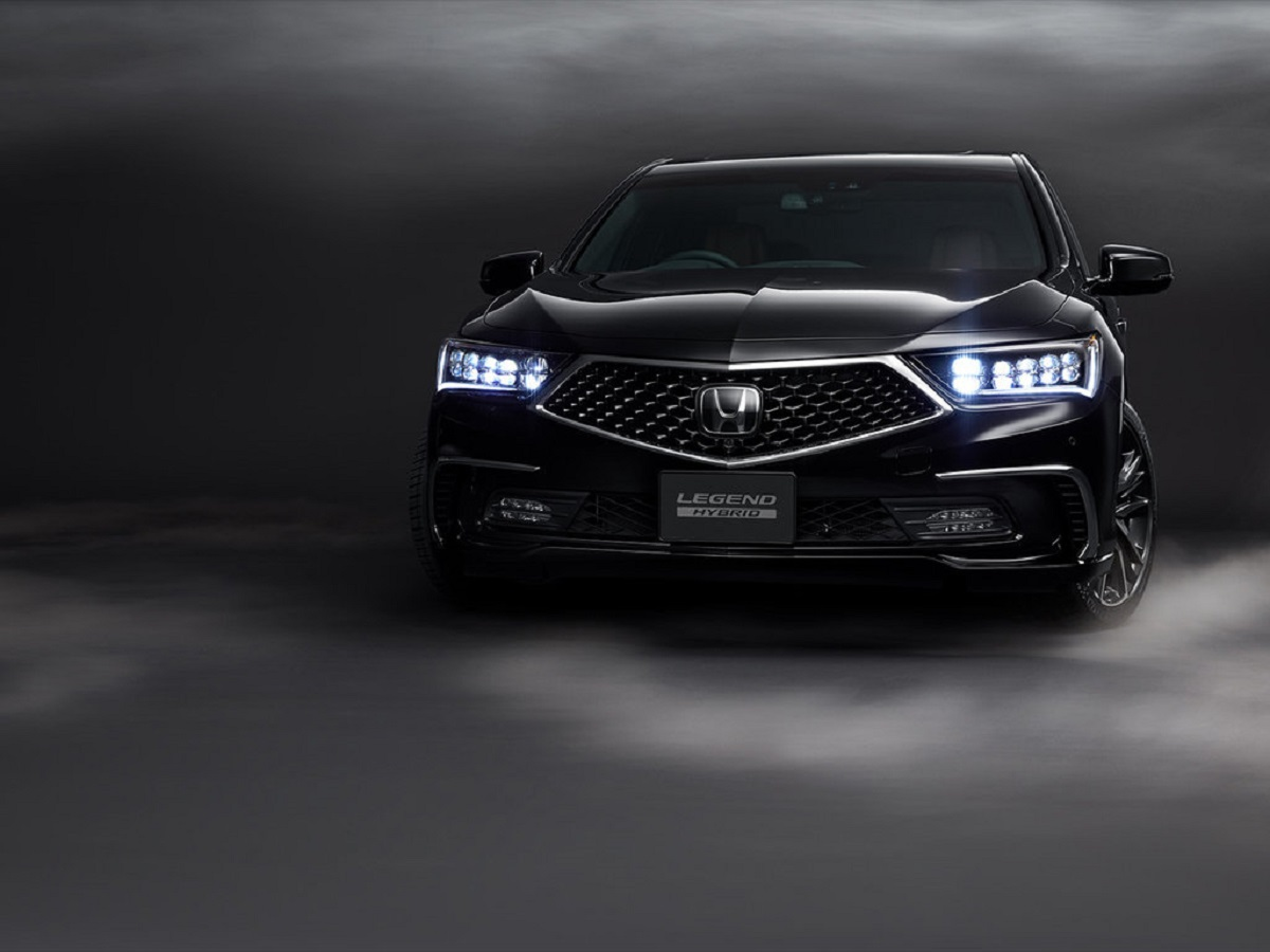 2021 Honda Legend