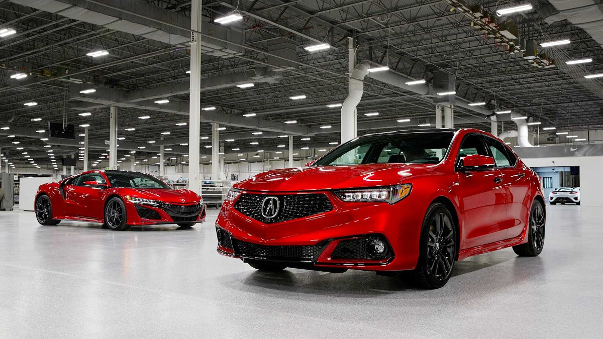 2021 Acura TLX PMC Edition