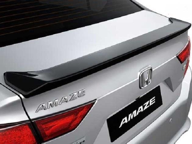 2021 Honda Amaze spoiler