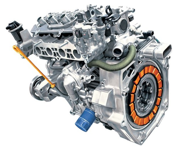 2022 Honda HR-V engine