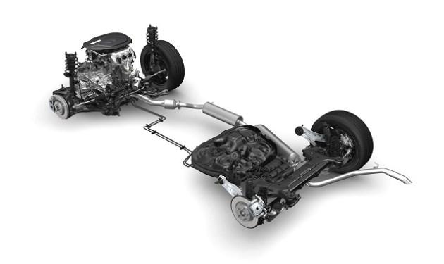 2022 Honda Odyssey system