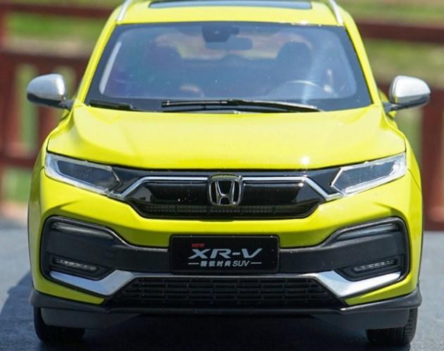 2021 Honda XR-V front
