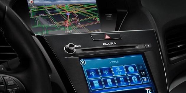 2022 Acura RDX dash