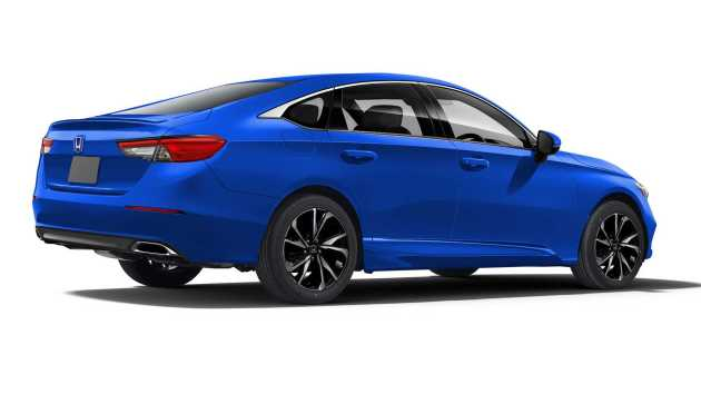 2022 Honda Civic Sedan rear