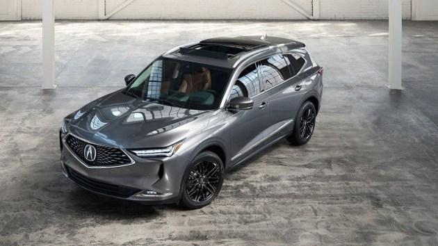 2022 Acura MDX hybrid