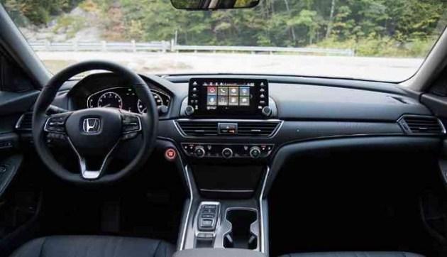 2022 Honda Accord Hybrid Touring interior