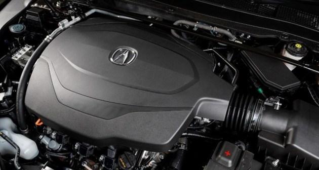 2022 Acura NSX Type R engine