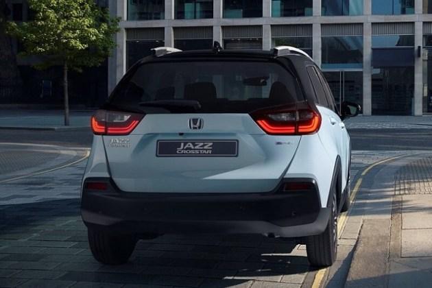 2022 Honda Jazz Crosstar rear