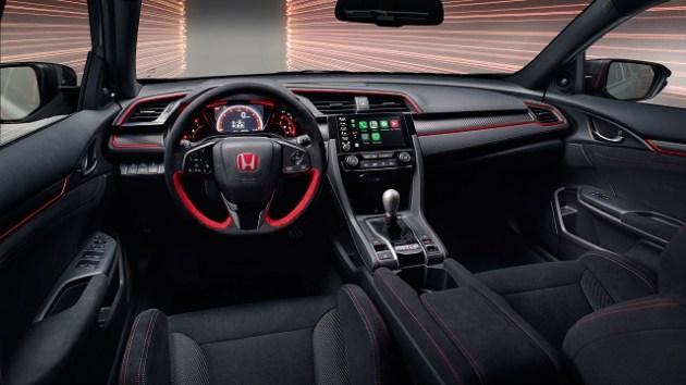 2022 Honda Accord Type R interior
