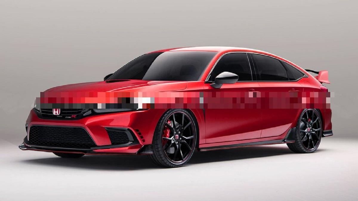 2023 Honda Civic Type R