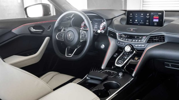 2023 Acura TLX Type S cabin - Copy