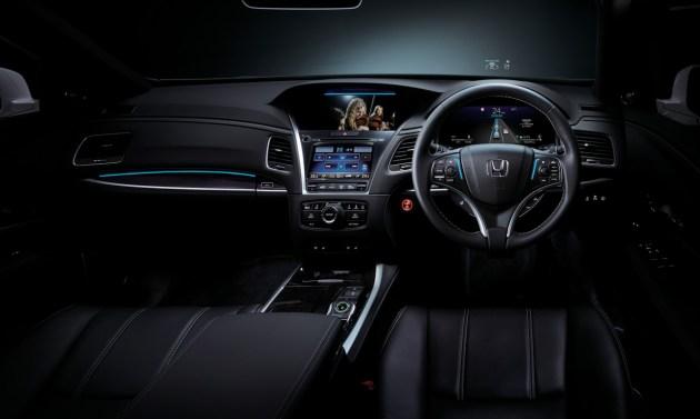 2023 Honda Legend interior