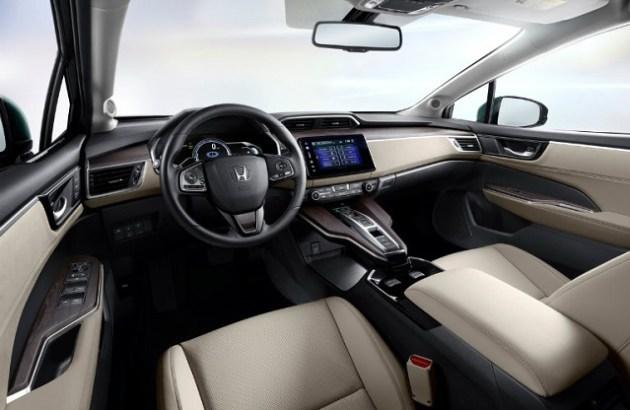 2023 Honda Clarity Plug-in Hybrid cabin