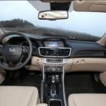 2020 Honda Accord Interior