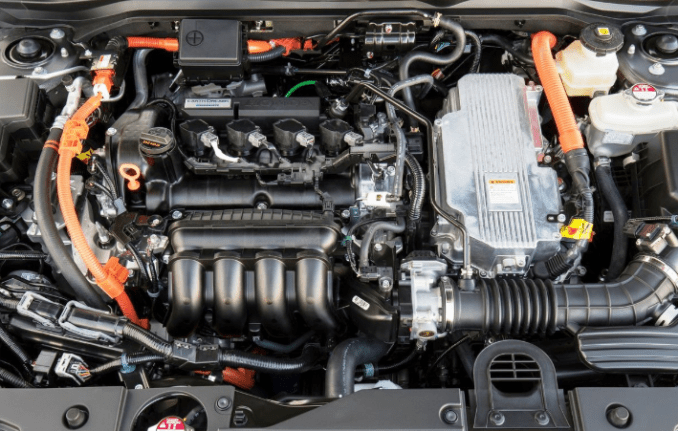2020 Honda Insight Engine