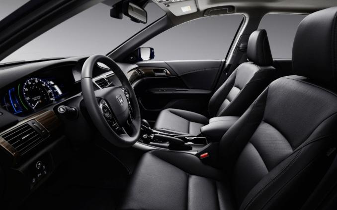 2019 Honda Accord Hybrid Interior