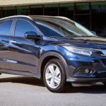 2019 Honda HRV Exterior