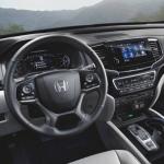 2019 Honda HRV Engine Interior