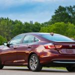 2019 Honda Insight Changes