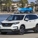 2019 Honda Pilot Changes