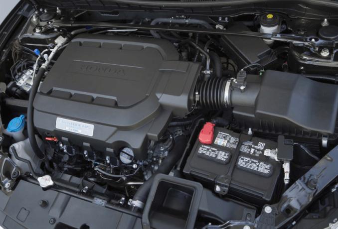 2019 Honda Ridgeline Engine Specification