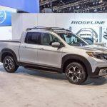 2019 Honda Ridgeline Exterior Design
